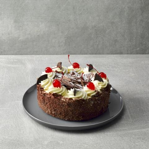 "Black Forest Cake 7"" & 9"""