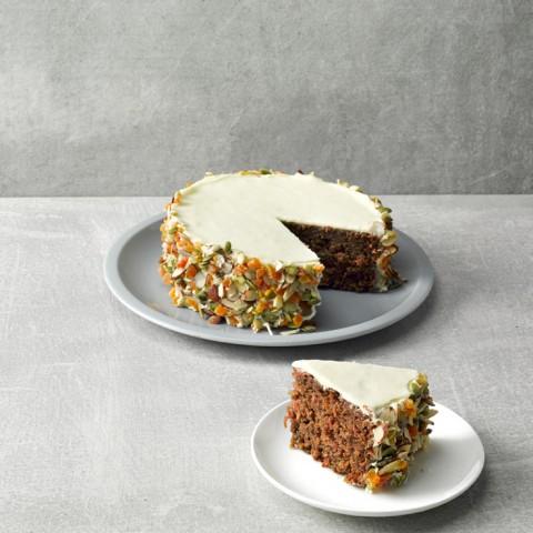 """Carrot Cake 7"""" & 9"""""""