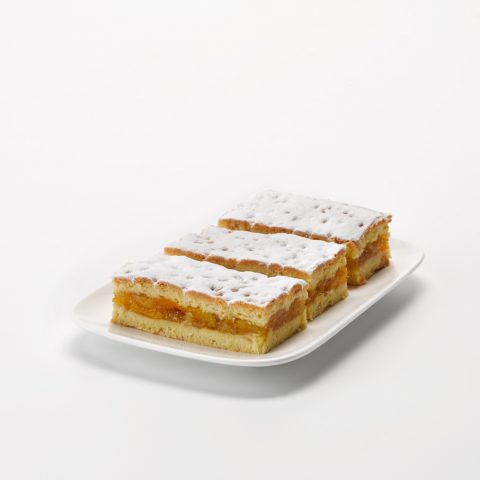 Apple & Apricot Slice