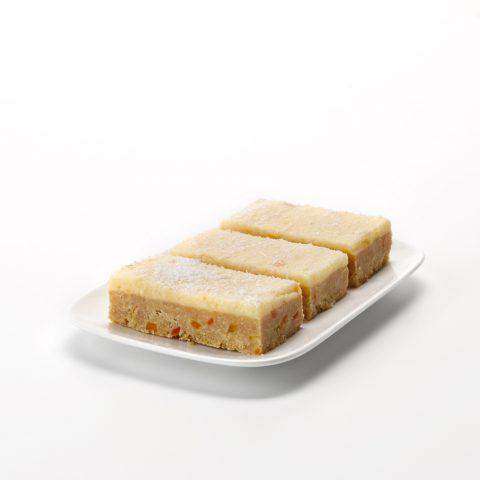 Apricot Cream Slice