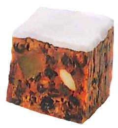 "Christmas Cube 2.5"""