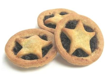 Christmas Mini Mince Tart