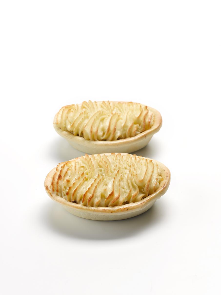 Mince Potato Top Pie