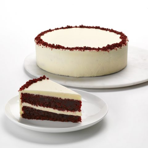 """Red Velvet Cake 7' & 9"""""""
