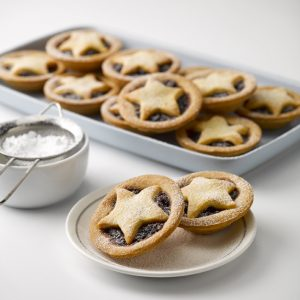 Fruit Mince Tarts 2""