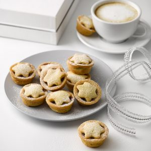 Mini Fruit Mince Tarts
