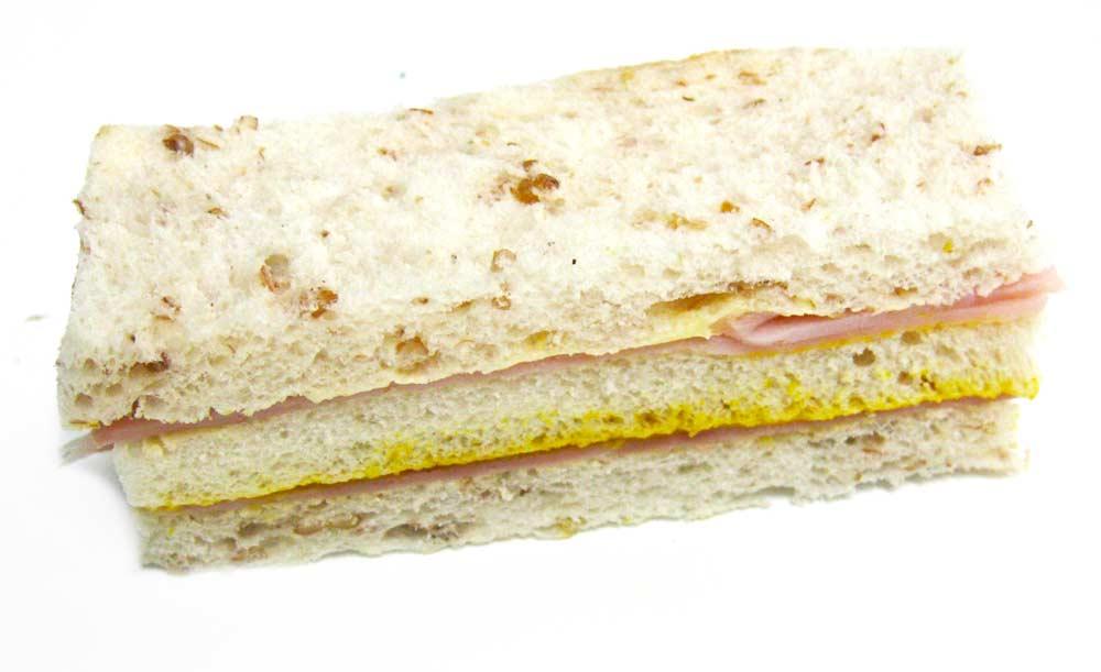 Ham & Mustard Club
